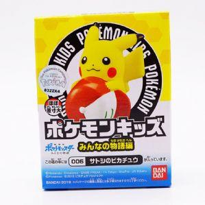 โมเดลโปเกม่อนจิ๋วของแท้ ชุด Pokemon Kids Sun & Moon - Everyone's Story - No.006